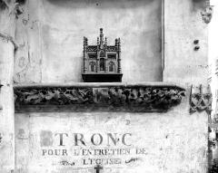 Eglise de la Madeleine et ancien cimetière - Frise