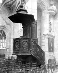 Eglise Saint-Nicolas - Chaire
