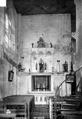 Eglise - Chapelle, côté sud