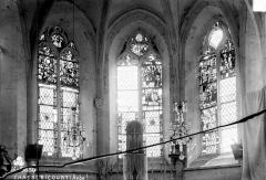 Eglise Saint-Gengoul de Chasséricourt - Choeur