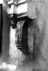 Eglise Saint-Pierre-ès-Liens - Clôture de chapelle, fragment