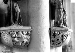 Eglise Saint-Pierre-ès-Liens - Console