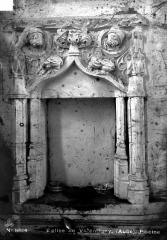 Eglise - Piscine
