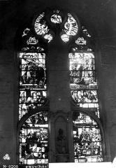 Eglise Saint-Pierre-ès-Liens - Vitrail du bas-côté nord, 2e baie