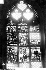 Eglise Saint-Pierre-ès-Liens - Vitrail du bas-côté sud, 1e baie