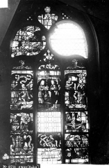 Eglise Saint-Pierre-ès-Liens - Vitrail du bas-côté sud, 2e baie