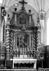 Eglise - Autel