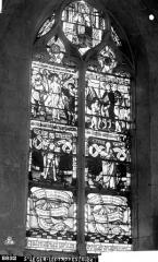 Eglise Saint-Léger - Vitrail