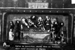 Eglise Saint-Phal - Retable