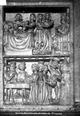 Abbaye Saint-Martin-ès-Aires - Retable