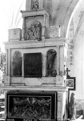 Eglise - Retable