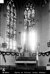 Eglise Saint-Ferréol - Vitrail