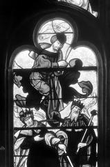 Cathédrale Saint-Lazare - Vitrail