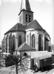 Eglise Saint-Georges - Abside