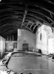 Cloître Saint-Saturnin dans l'hospice du faubourg de Vienne - Cloître