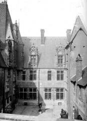 Hôtel Cujas, ou Salvi - Ensemble