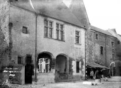Hôtel Cujas, ou Salvi - Façade nord