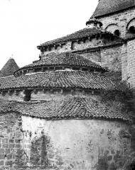 Eglise Sainte-Valérie - Abside