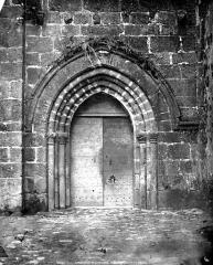 Eglise Sainte-Valérie - Portail