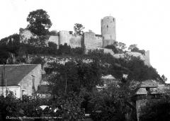 Château - Ensemble ouest