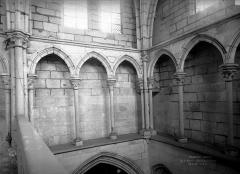 Eglise Saint-Martin (ancienne collégiale) - Triforium