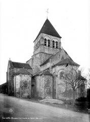 Eglise Saint-Blaise - Abside