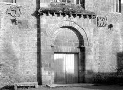 Eglise Saint-Blaise - Portail ouest