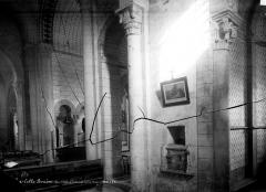 Eglise Saint-Blaise - Transept sud et choeur