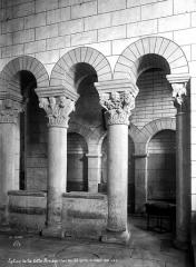 Eglise Saint-Blaise - Bas-côté, choeur