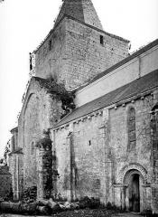 Eglise Saint-Jean-Baptiste - Façade nord, partie