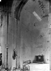 Eglise Saint-Jean-Baptiste - Transept sud