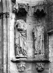 Eglise Saint-Martin - Statues