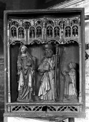 Eglise Saint-Gal - Statue