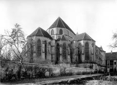 Eglise Notre-Dame-des-Ardents et Saint-Pierre - Abside