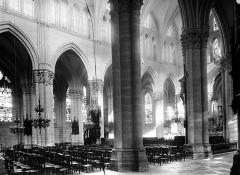 Eglise Notre-Dame-des-Ardents et Saint-Pierre - Nef, bas-côté