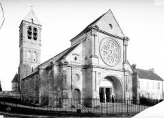 Eglise Saint-Côme-Saint-Damien - Ensemble nord-ouest