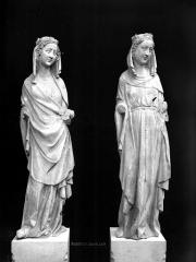 Eglise Notre-Dame (ancienne collégiale) - Statues