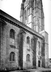Eglise Saint-Pierre - Façade nord, partie