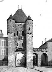 Portes de Paris et de Bourgogne -