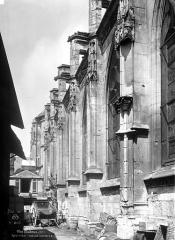 Eglise Saint-Ouen - Façade sud