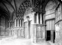 Eglise (collégiale) Notre-Dame - Porche