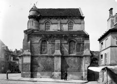 Ancienne église Saint-Pierre-au-Parvis - Façade sud
