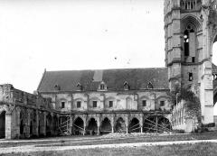 Ancienne abbaye de Saint-Jean-des-Vignes - Cloître