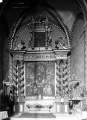 Eglise Saint-Michel l'Archange - Maître-autel