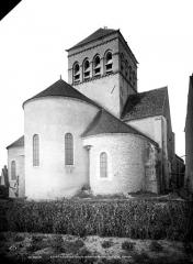 Eglise Saint-Loup - Abside