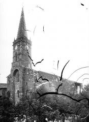 Eglise Saint-Georges - Façade sud