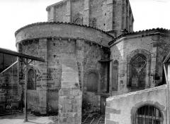Eglise Saint-Genès - Abside