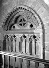 Eglise Saint-Genès - Décorations, partie