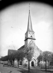 Eglise - Ensemble ouest