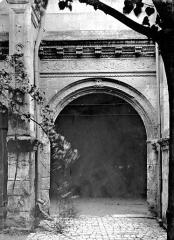 Ancienne abbaye de Saint-Martin - Cloître, travée